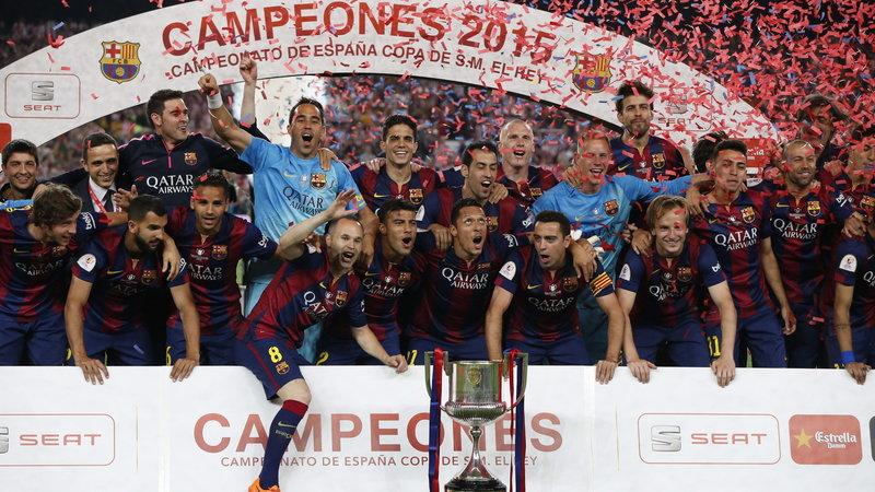 Finał Pucharu Hiszpanii w TV i w Internecie