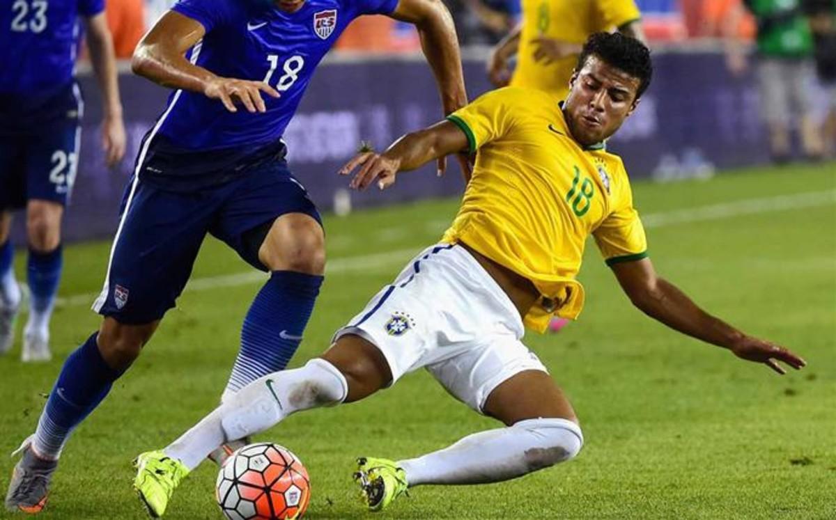 Rafinha nie jedzie na Copa America