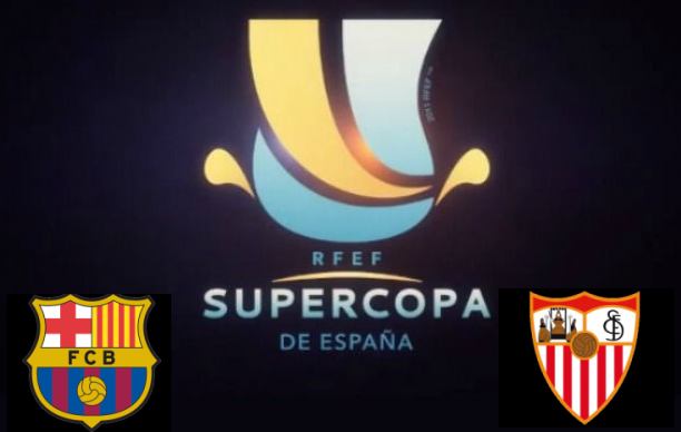 Z Sevillą o Superpuchar Hiszpanii