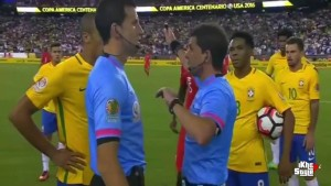 Brazylia odpada z Copa America!