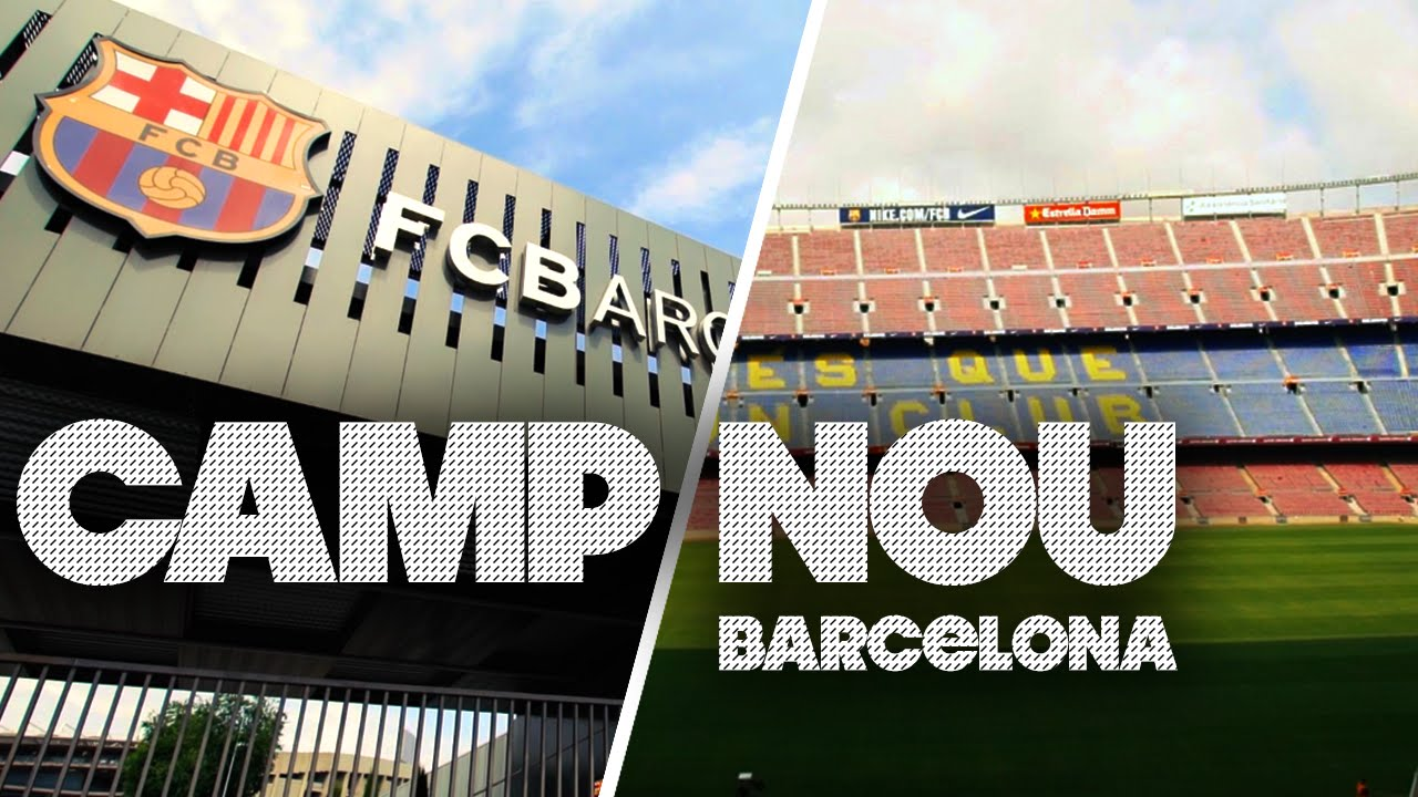 Camp Nou – Największe Stadiony Świata