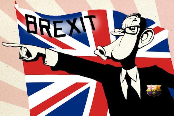 Co Brexit da Barcelonie?