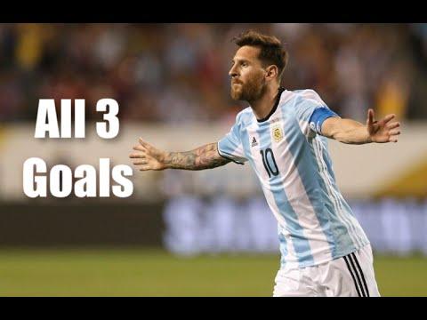 Hat-trick Messiego z Panamą!