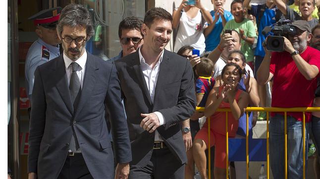 Messi został uniewinniony