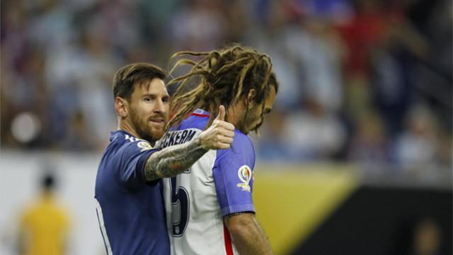 Messi pobił rekord Batistuty