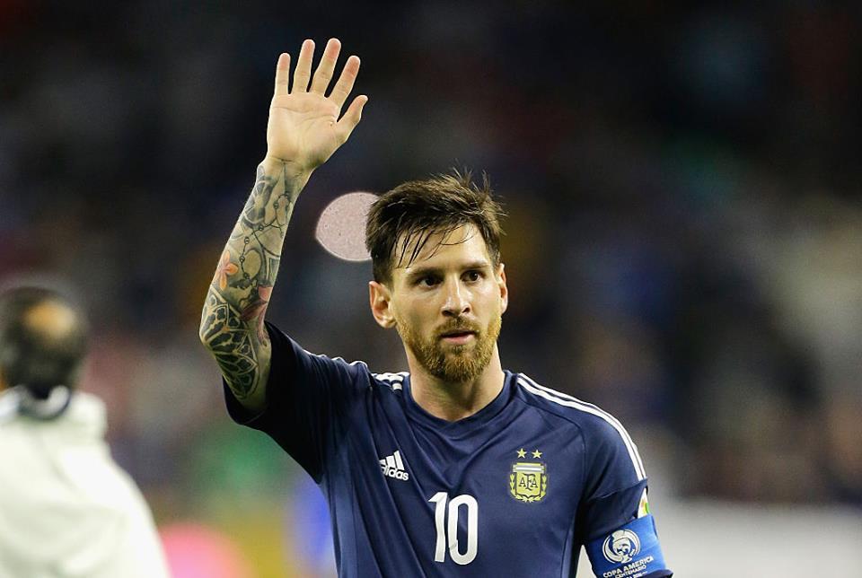 Argentyna w finale Copa América