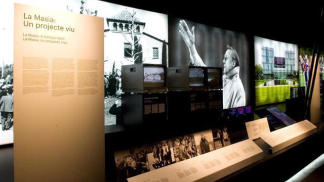 Wystawa poświęcona La Masii w muzeum