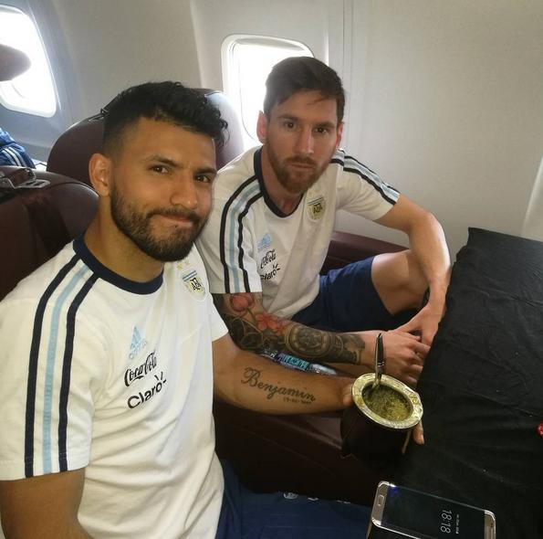 Messi skrytykował AFA