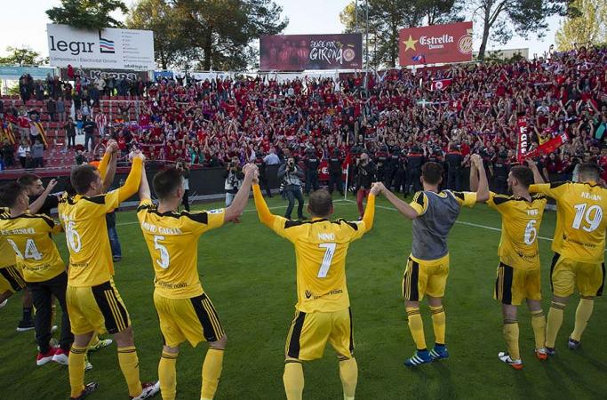 Osasuna wraca do La Liga