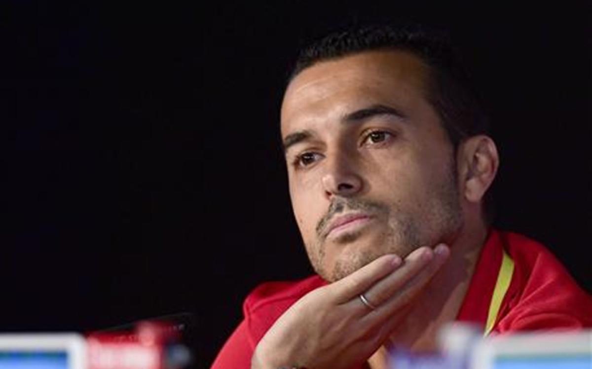 Pedro nie żałuje odejścia z Barcy