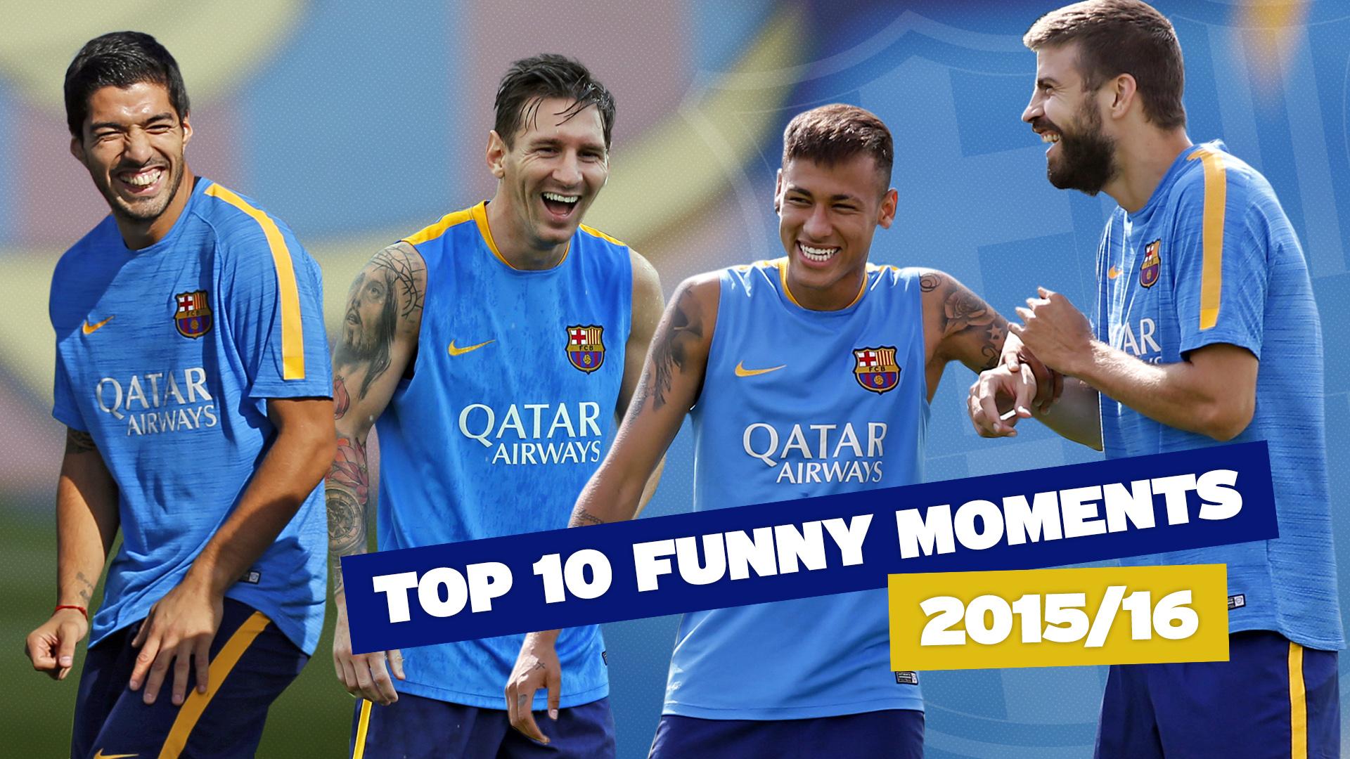 TOP10 śmiesznych momentów