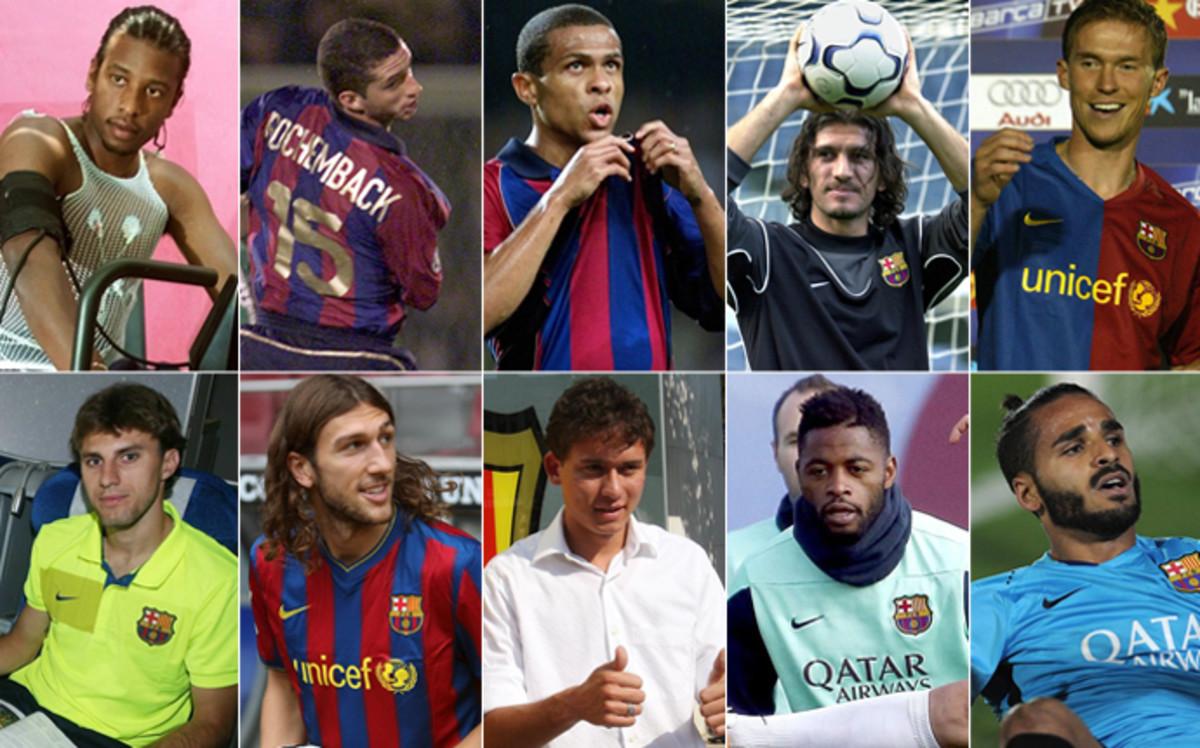 TOP10 najgorszych transferów XXI wieku