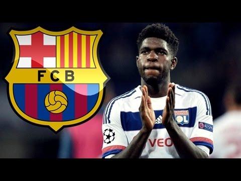 Umtiti krok od Barcelony!