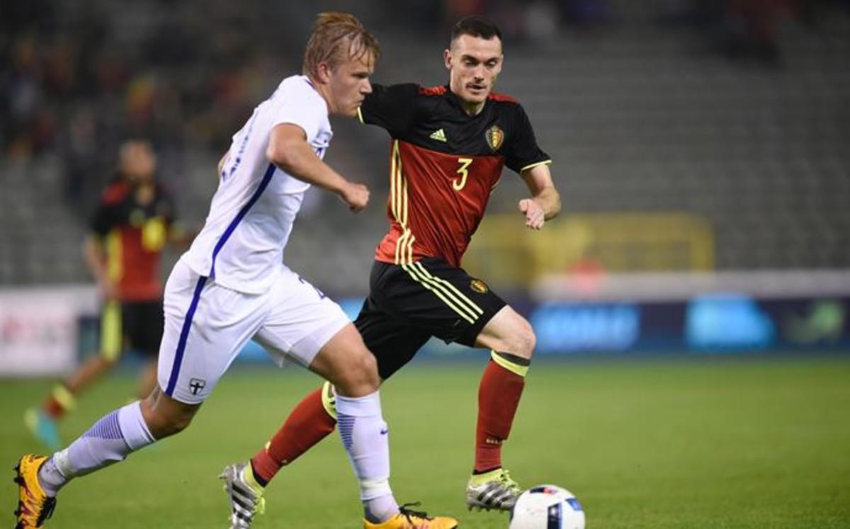 Awans Belgii, cena Vermaelena rośnie