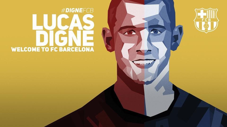 Oficjalnie: Lucas Digne w Barcelonie!