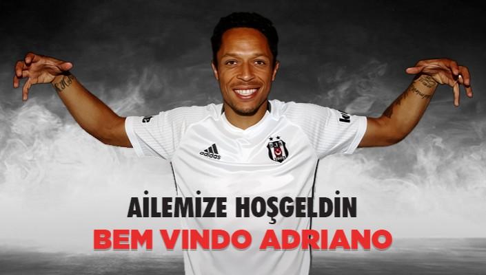 Oficjalnie: Adriano w Besiktasie
