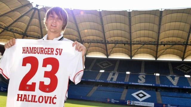 Oficjalnie: Halilović w HSV