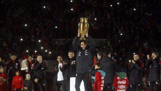 Bravo zaprezentował Copa America