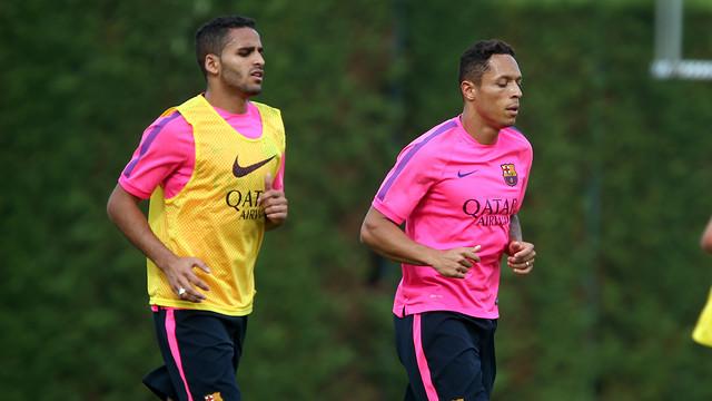 Kluczowe dni ws. Adriano i Douglasa