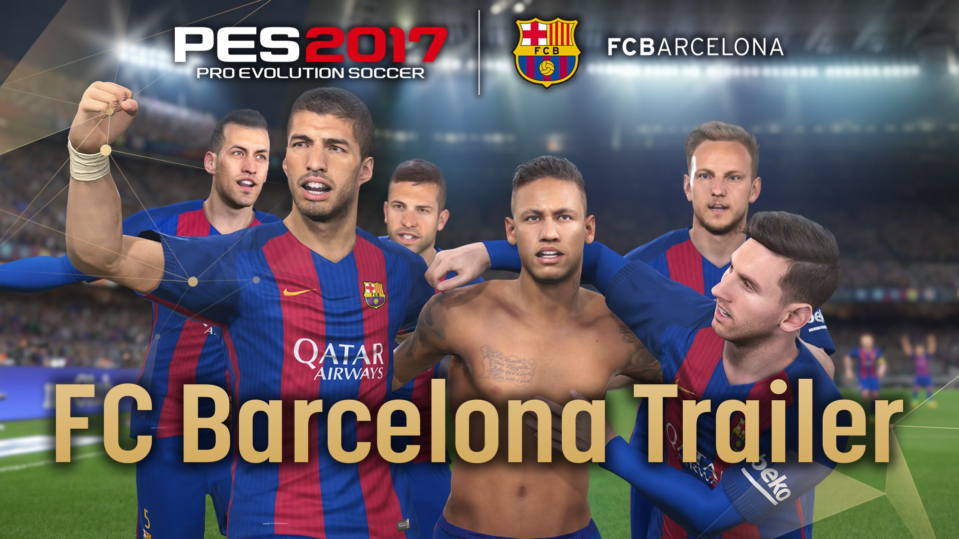 FC Barcelona w PES 2017