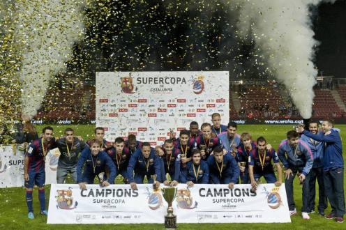 Znamy datę Superpucharu Katalonii