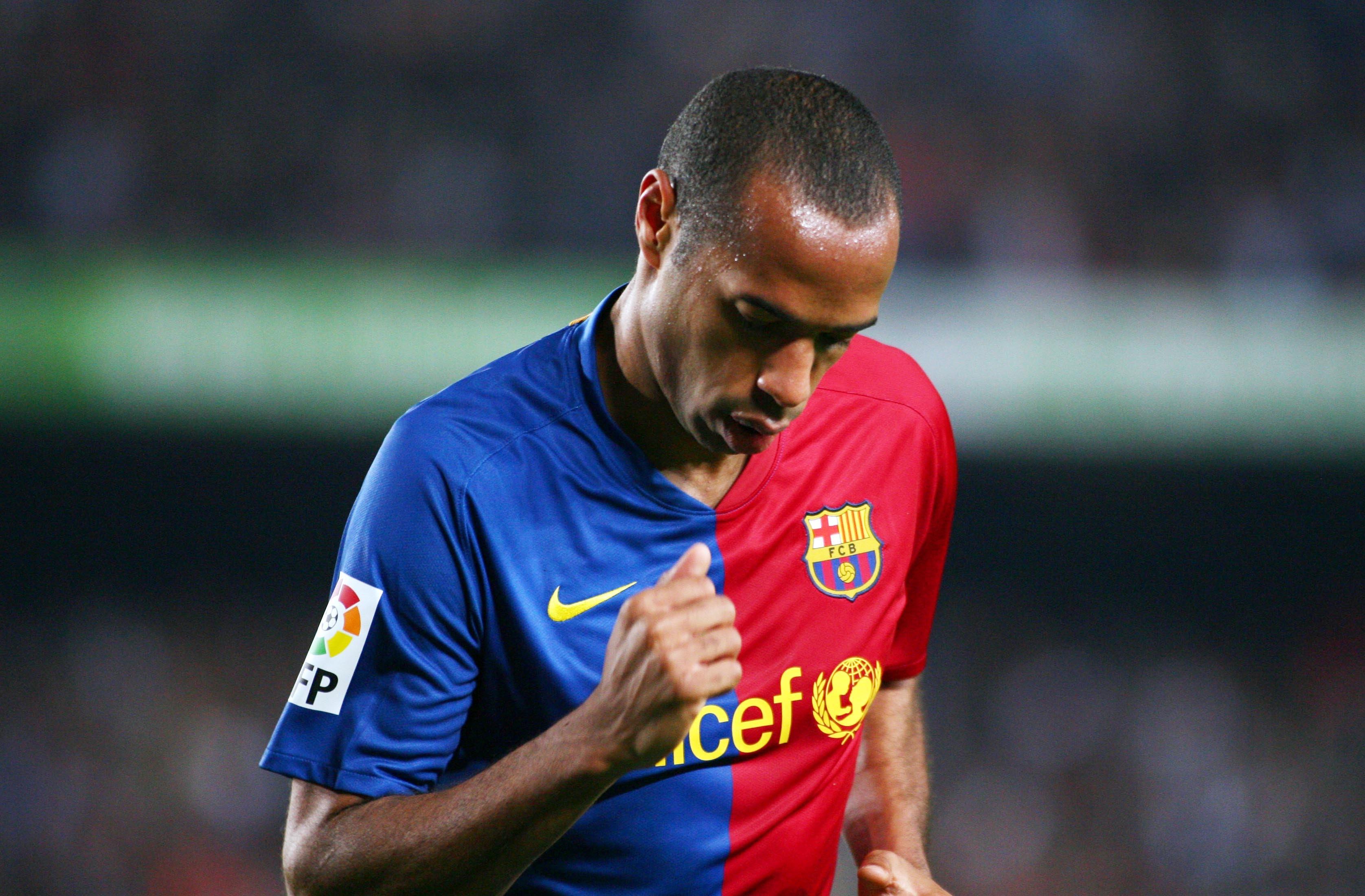 Francuscy piłkarze w FC Barcelonie