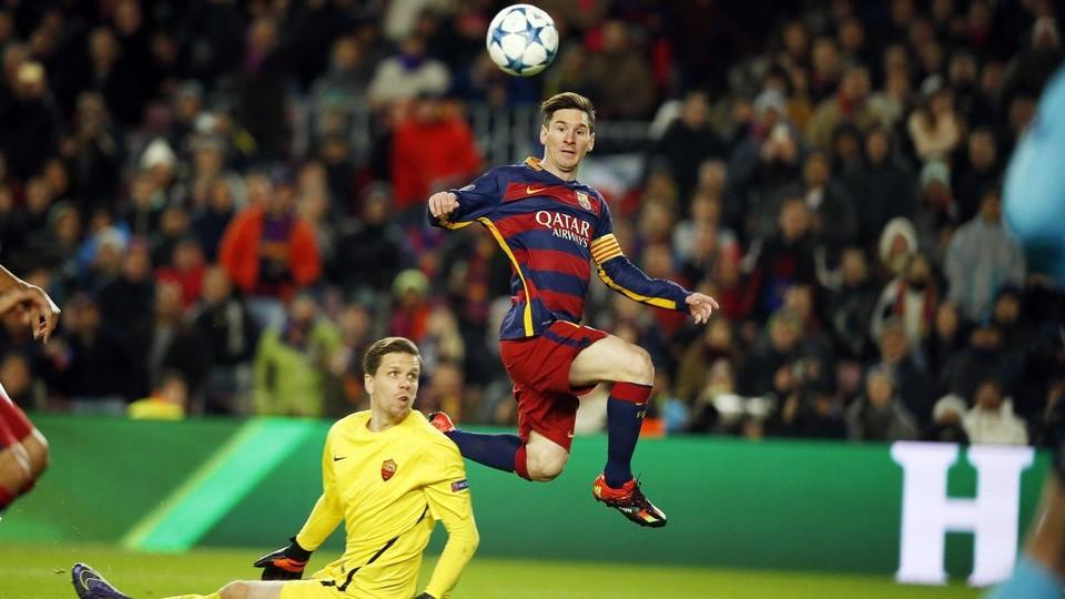 Gol Leo nominowany do gola sezonu