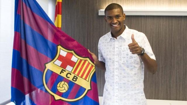 Oficjalnie: Marlon w Barcelonie B
