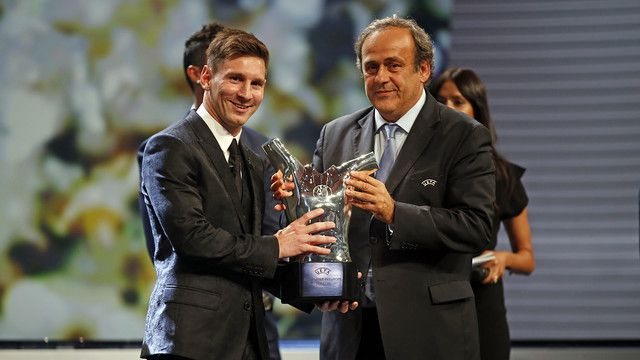 Nominowani do piłkarza Europy UEFA