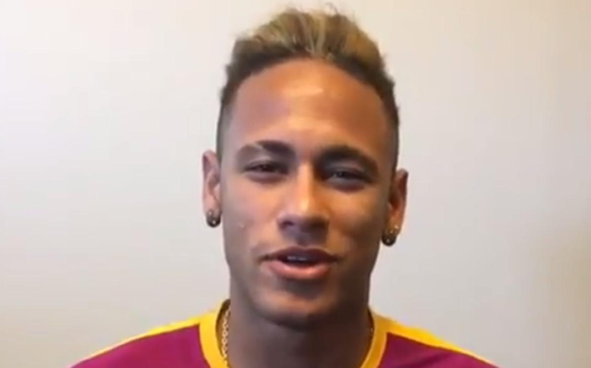 Neymar podpisze kontrakt po IO