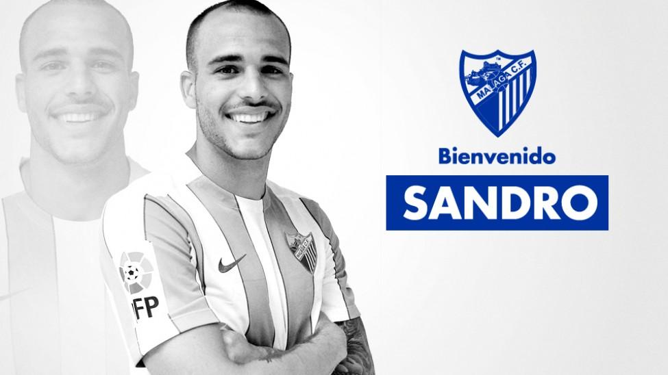 Oficjalnie: Sandro w Maladze