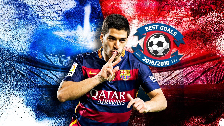 TOP10 bramek Suareza