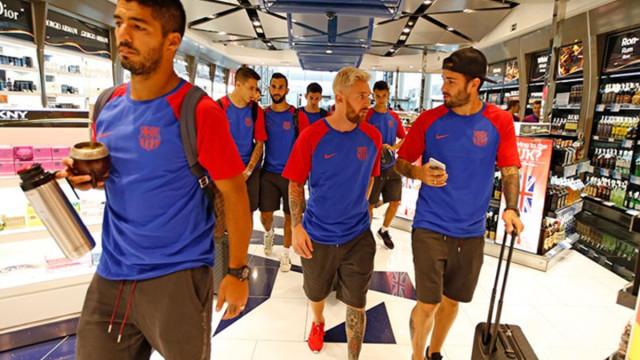 Piłkarze już w Anglii, ale bez Adriano