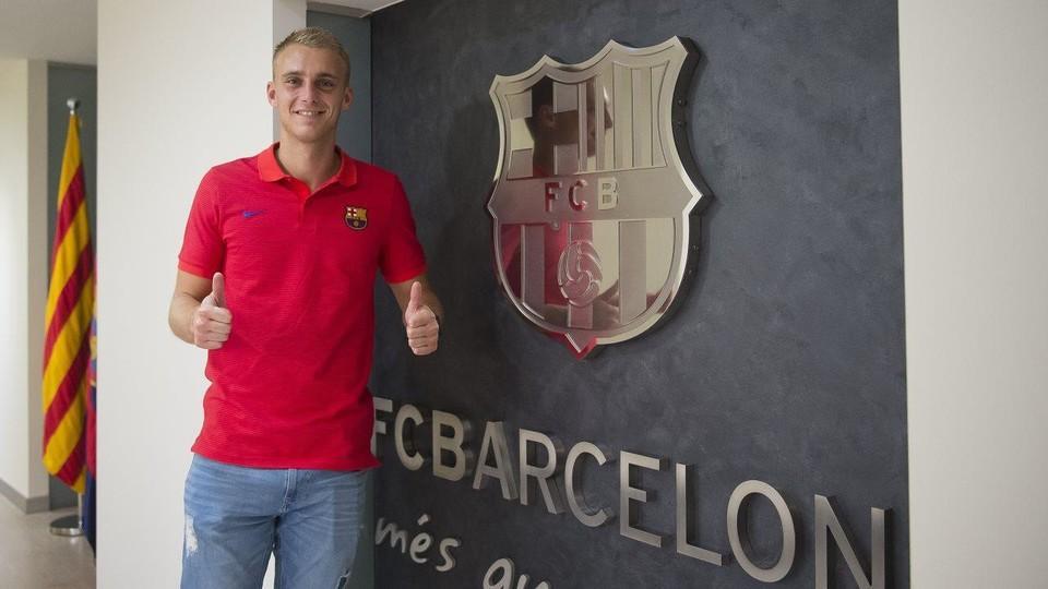 Oficjalnie: Cillessen w Barcelonie