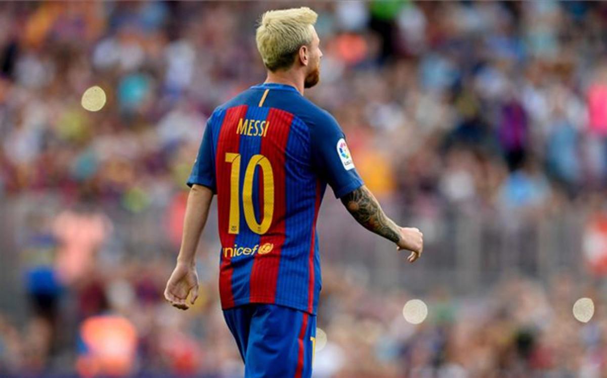 7 goli Leo w Pucharze Gampera