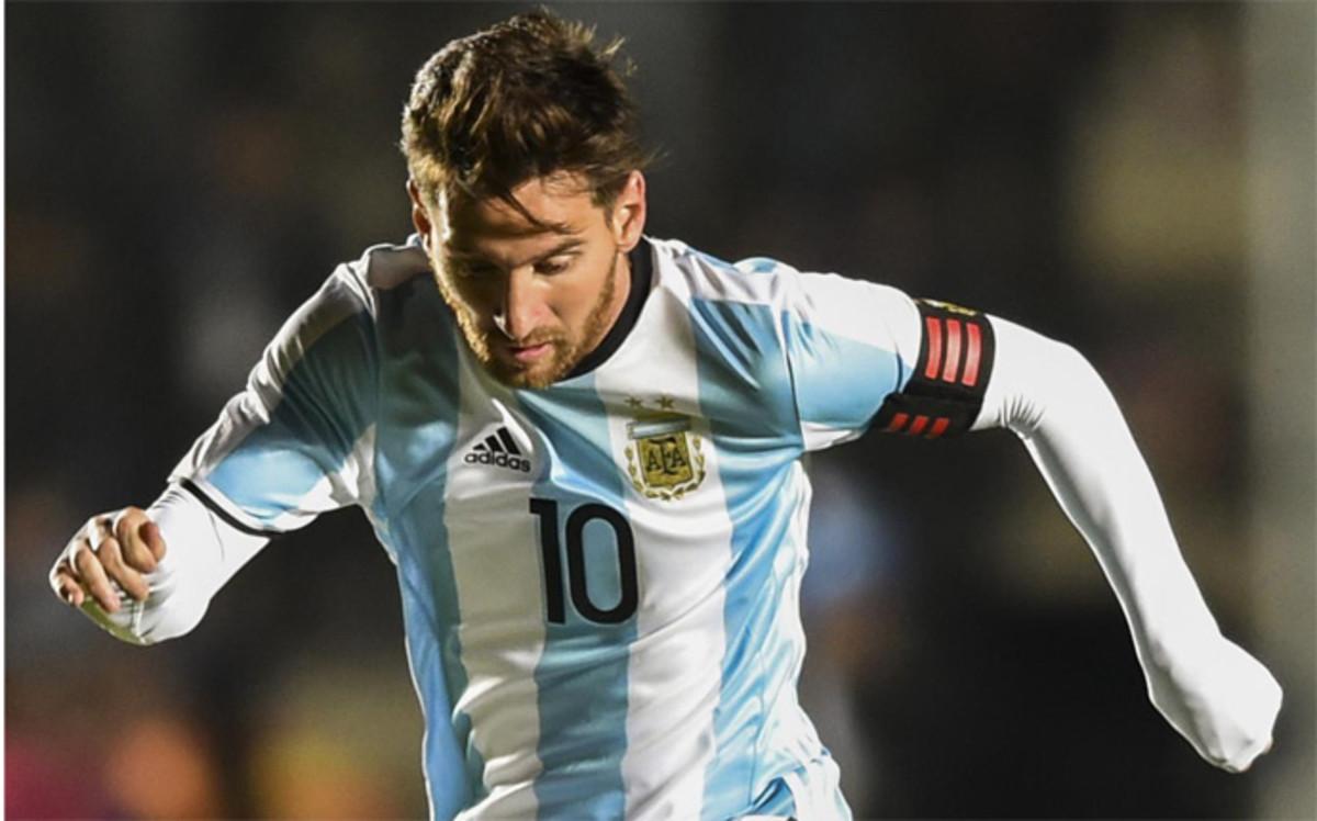 Messi powołany do kadry