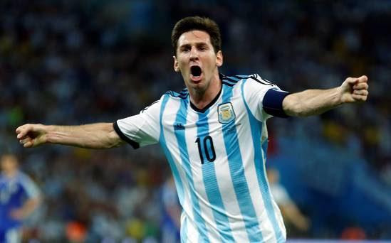 Messi wraca do reprezentacji !