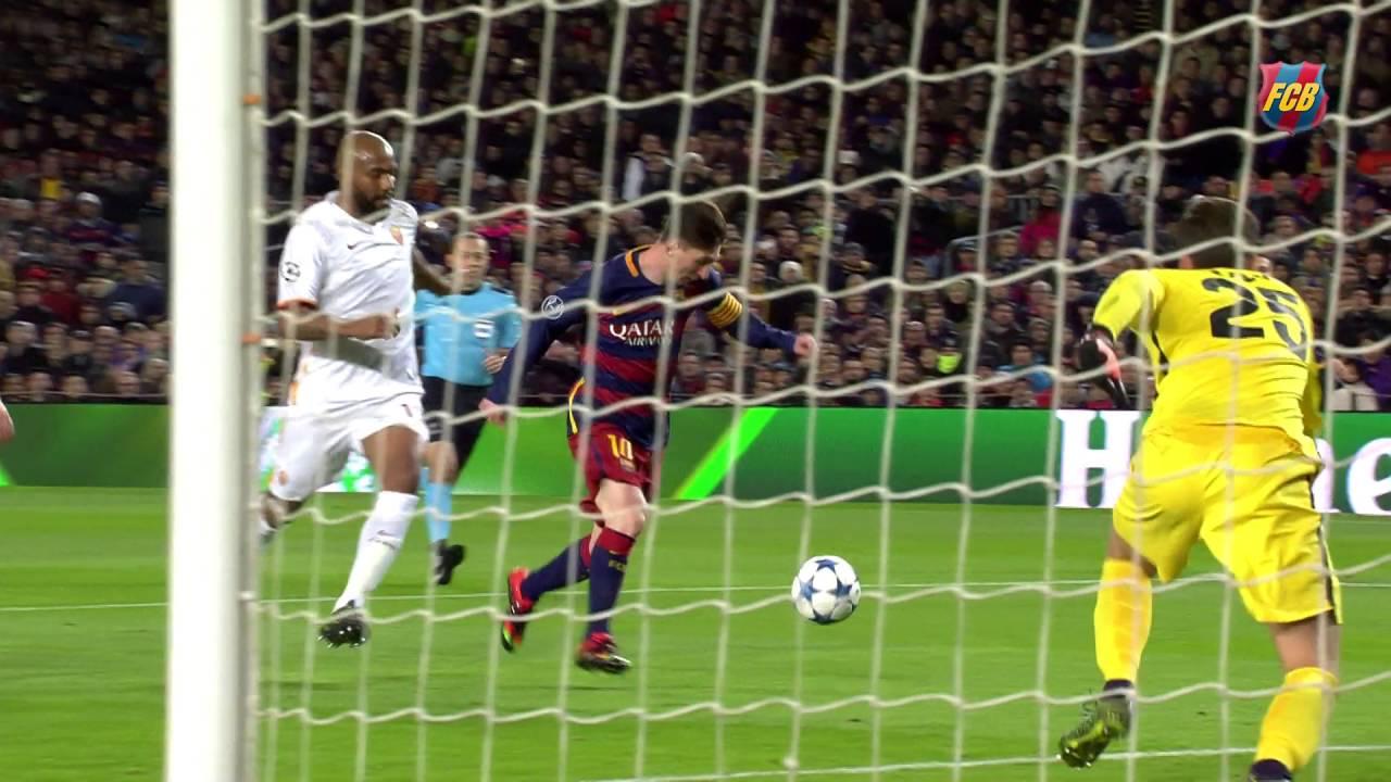 Messi z najładniejszym golem poprzedniego sezonu