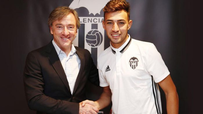 Oficjalnie: Munir wypożyczony do Valencii!