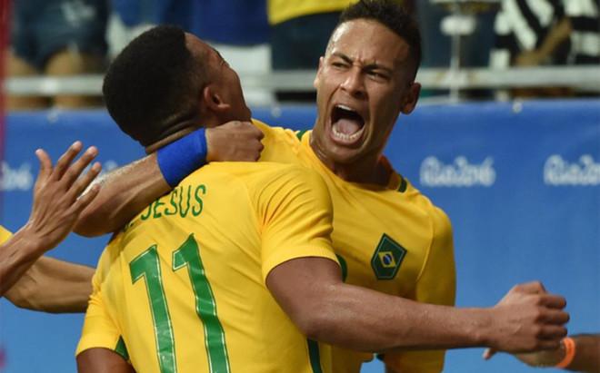 Brazylia wreszcie wygrywa
