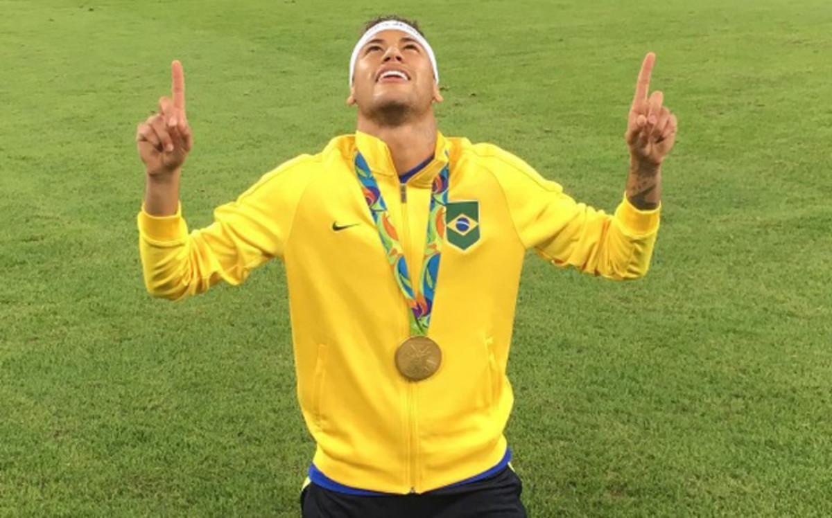 Neymar z rekordem Instagrama