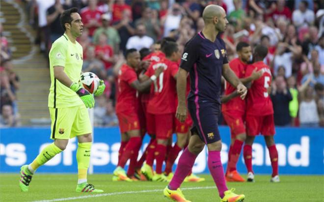Czemu Barca przegrała?