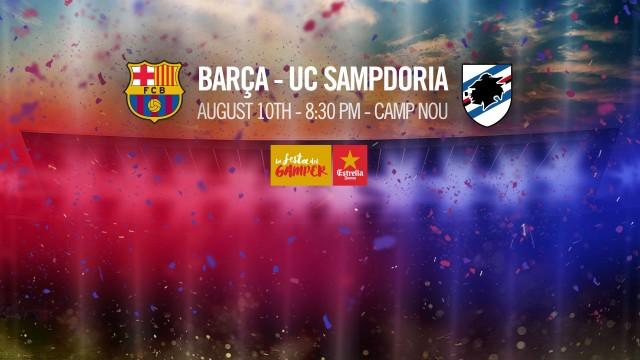 Puchar Gampera w TV i w Internecie