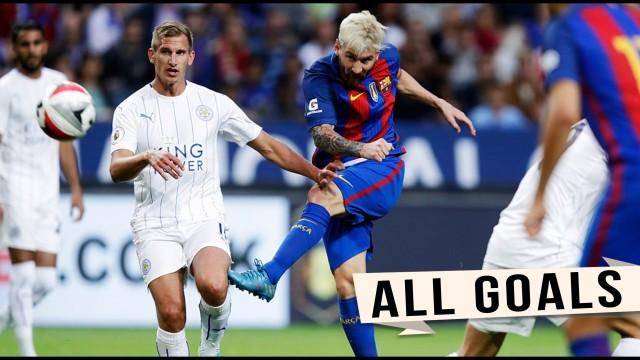 SKRÓT: FC Barcelona – Leicester