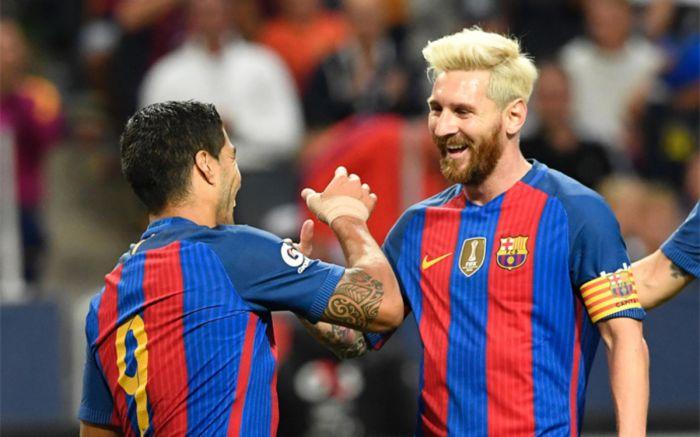 Brak piłkarzy FCB wsród najlepszych wg UEFA
