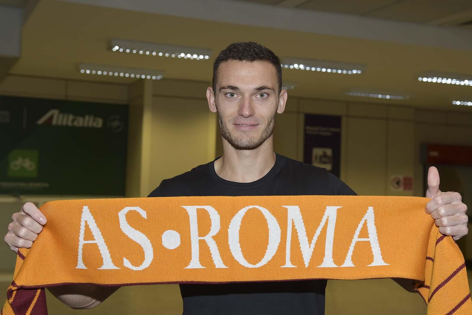 Oficjalnie: Vermaelen w AS Roma