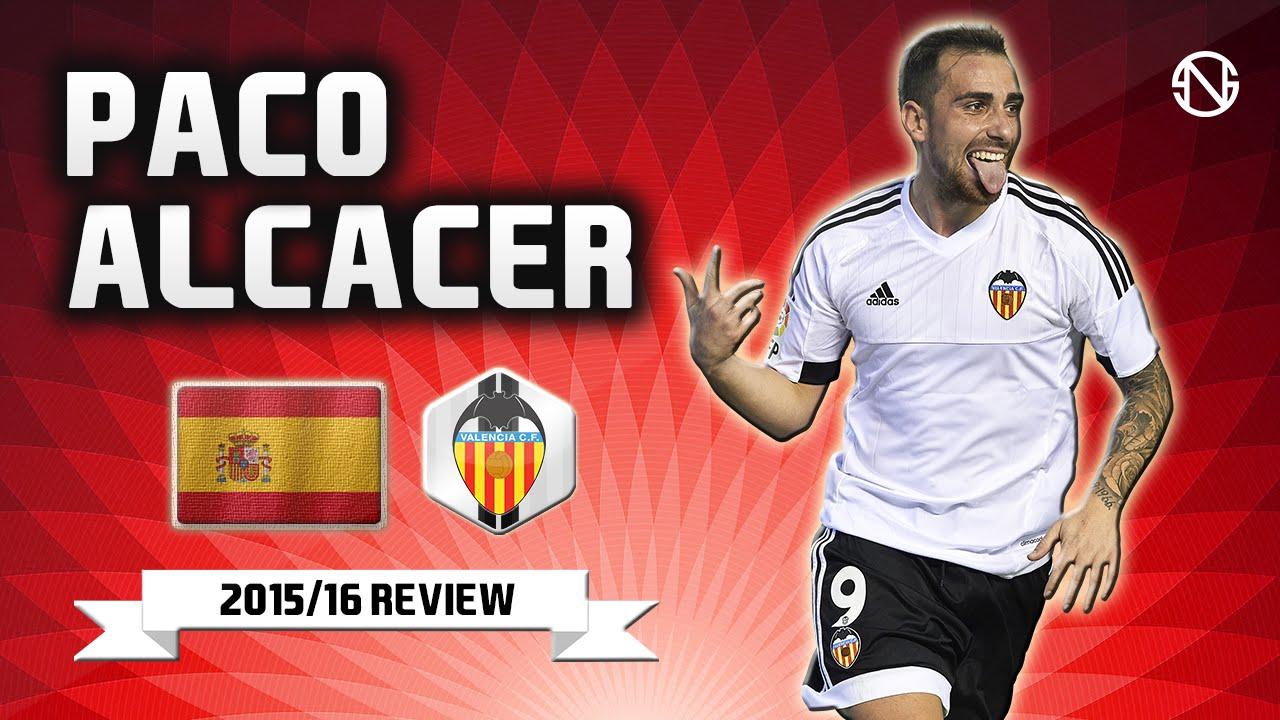 Wideo: Jak gra Paco Alcácer ?