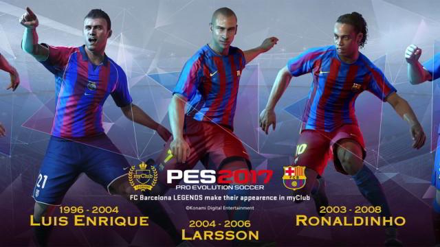 Premiera Pro Evolution Soccer 2017