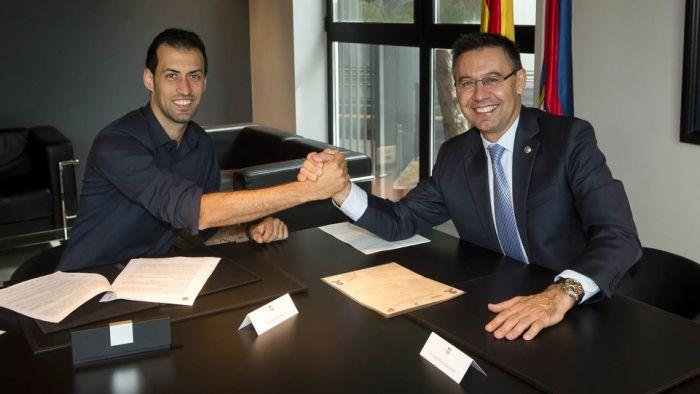 Sergio Busquets 2021!
