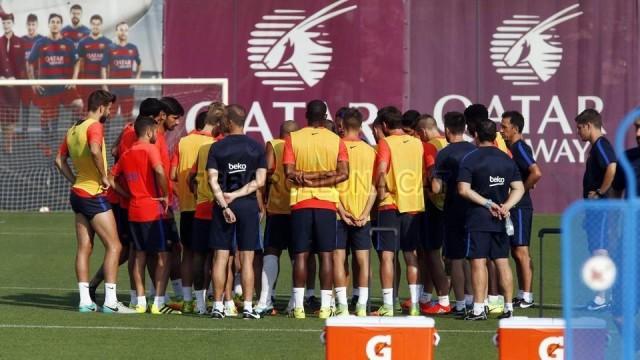 Iniesta i Messi gotowi – kadra na mecz